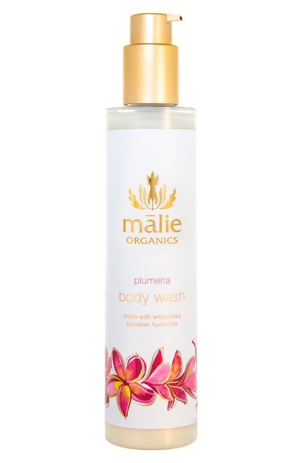 Main Image - Malie Organics Plumeria Organic Body Wash