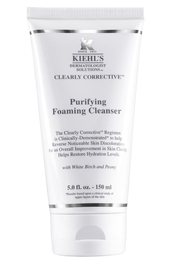 Alternate Image 1 Selected - Kiehl's Since 1851 'Clearly Corrective™' Purifying Foaming Cleanser