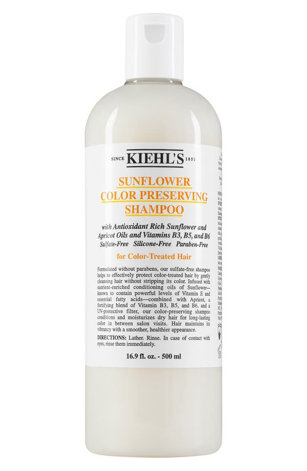KIEHL'S SINCE 1851 Sunflower Color Preserving Shampoo