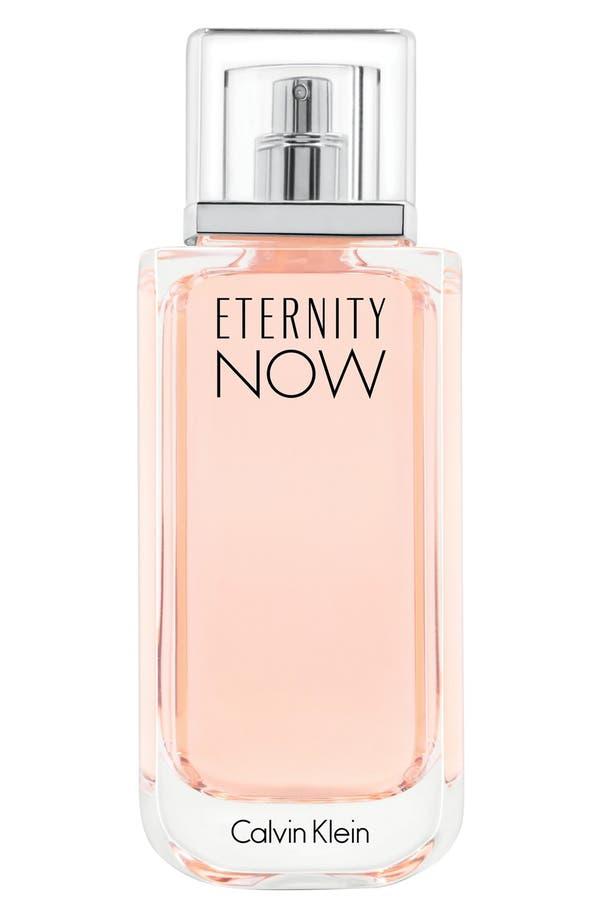 Alternate Image 1 Selected - Eternity Now by Calvin Klein Eau de Parfum Spray