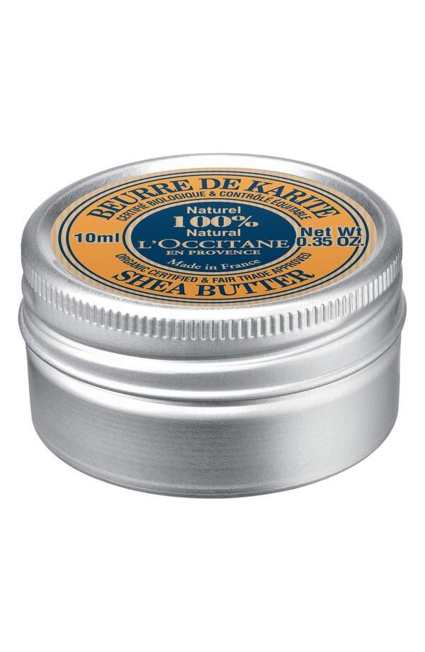 Alternate Image 1 Selected - L'Occitane Mini Pure Shea Butter