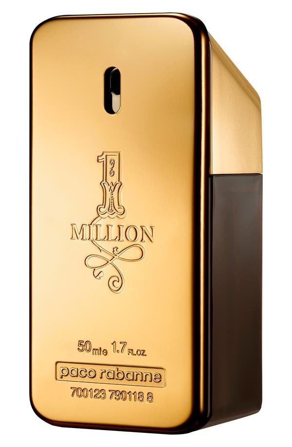 Alternate Image 2  - paco rabanne 1 Million Eau de Toilette