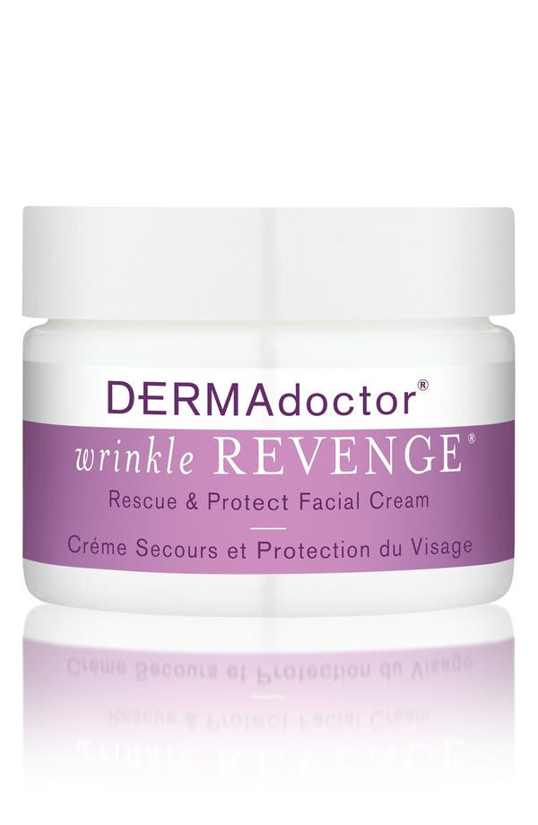 DERMADOCTOR® 'wrinkle REVENGE®' Rescue & Protect Facial Cream