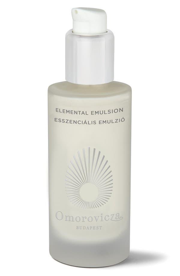 Alternate Image 1 Selected - Omorovicza Elemental Emulsion Hydrating Lotion