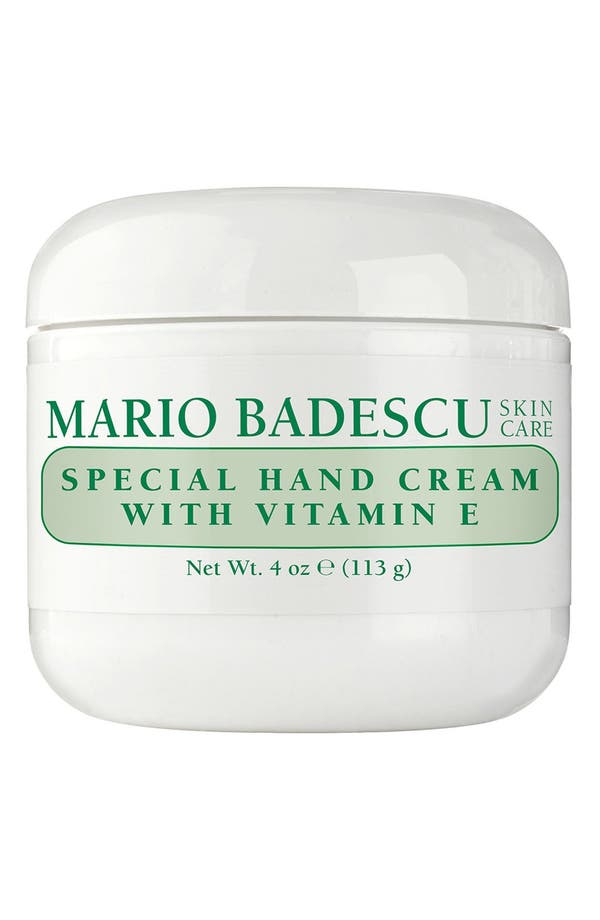 Alternate Image 1 Selected - Mario Badescu Special Hand Cream with Vitamin E