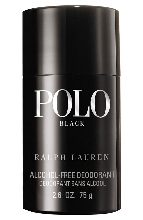 Main Image - Ralph Lauren 'Polo Black' Deodorant Stick