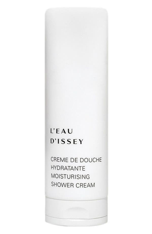 Alternate Image 1 Selected - Issey Miyake 'L'Eau d'Issey' Moisturizing Shower Cream
