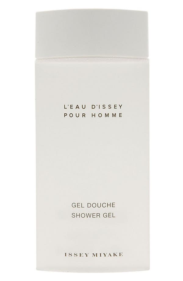 Alternate Image 1 Selected - Issey Miyake 'L'Eau d'Issey pour Homme' Shower Gel