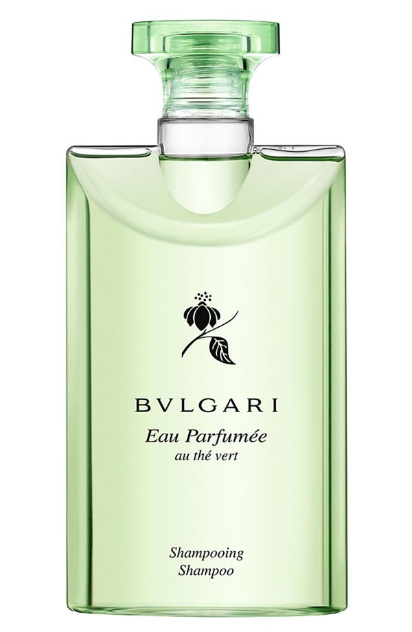 Alternate Image 1 Selected - BVLGARI 'Eau Parfumée au thé vert' Shampoo Gel