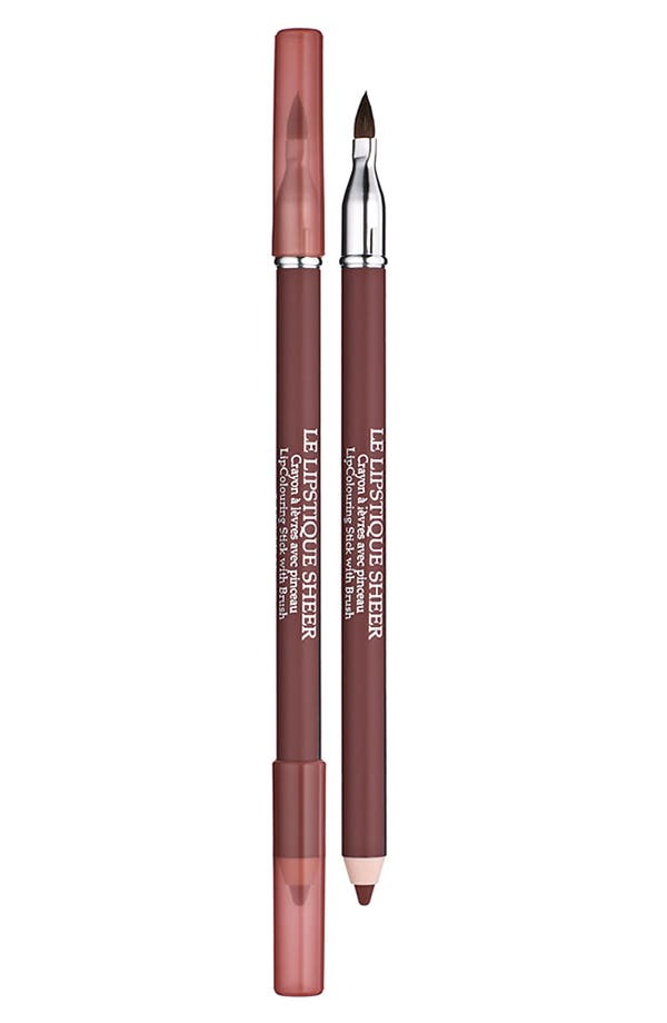 Alternate Image 1 Selected - Lancôme Le Lipstique Dual Ended Lip Pencil with Brush
