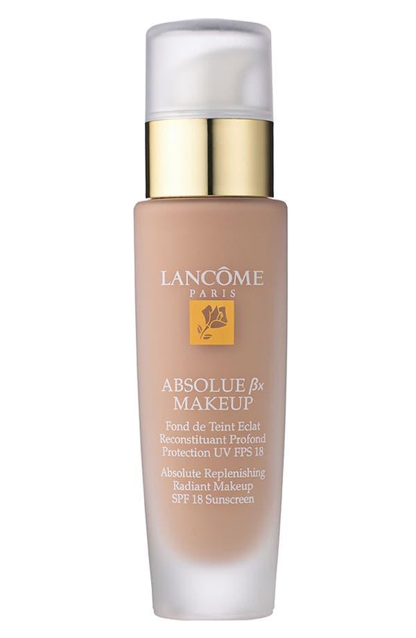 Alternate Image 1 Selected - Lancôme Absolue Replenishing Radiant Makeup SPF 18 Sunscreen