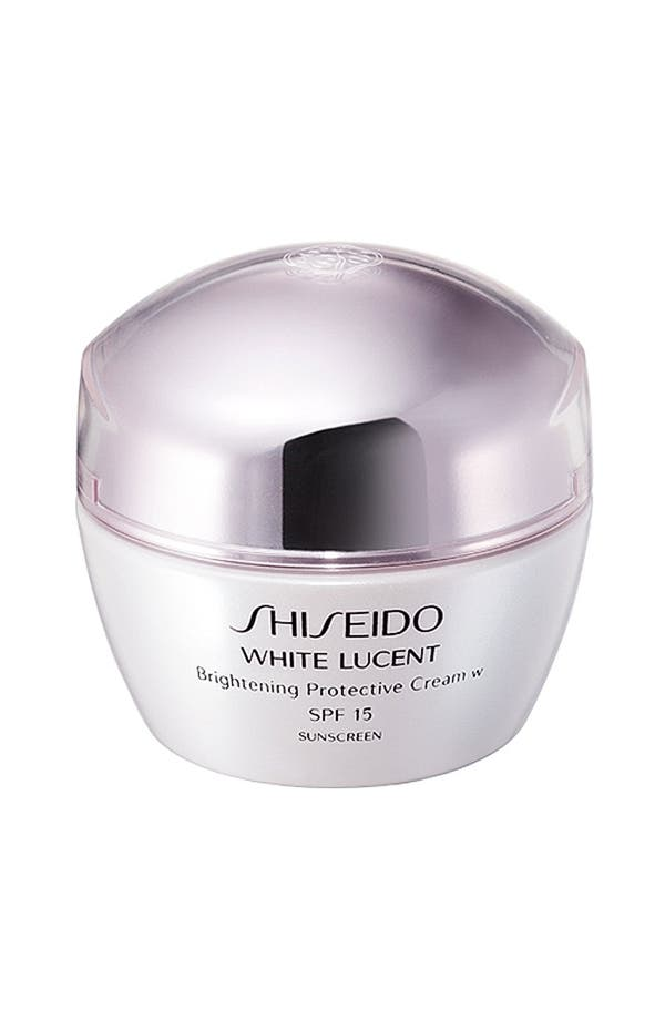 Alternate Image 1 Selected - Shiseido 'White Lucent' Brightening Protective Cream SPF 15