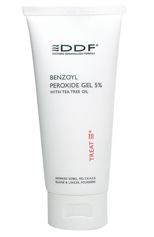 Main Image - DDF Benzoyl Peroxide 5% Gel with Tea Tree Oil