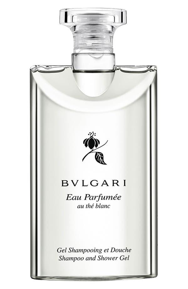 Alternate Image 1 Selected - BVLGARI 'Eau Parfumée au thé blanc' Shampoo & Shower Gel