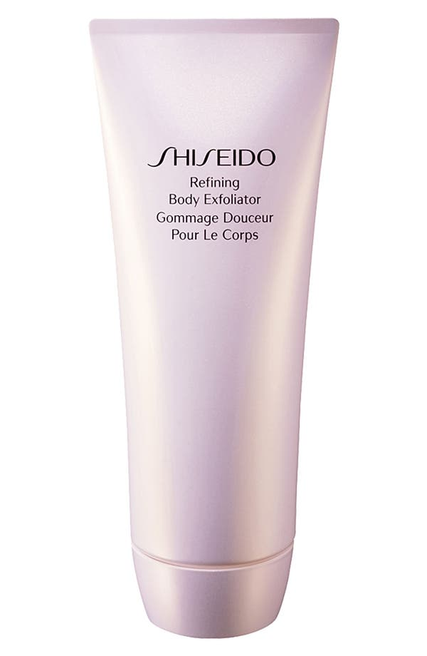 Alternate Image 1 Selected - Shiseido Refining Body Exfoliator