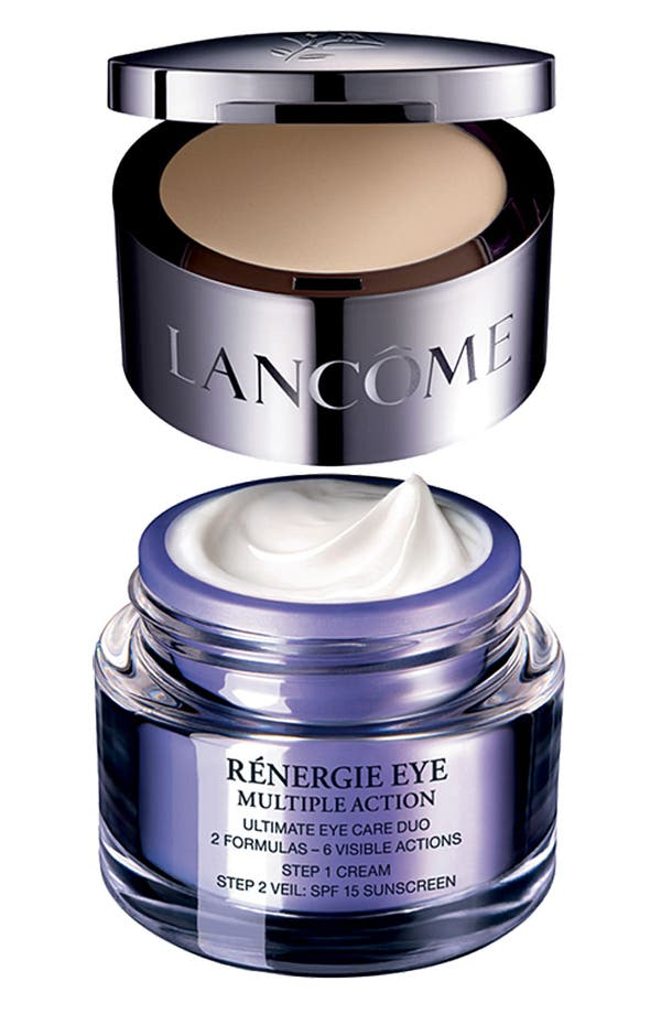 Alternate Image 1 Selected - Lancôme 'Rénergie Eye Multiple Action' Ultimate Eye Care Duo