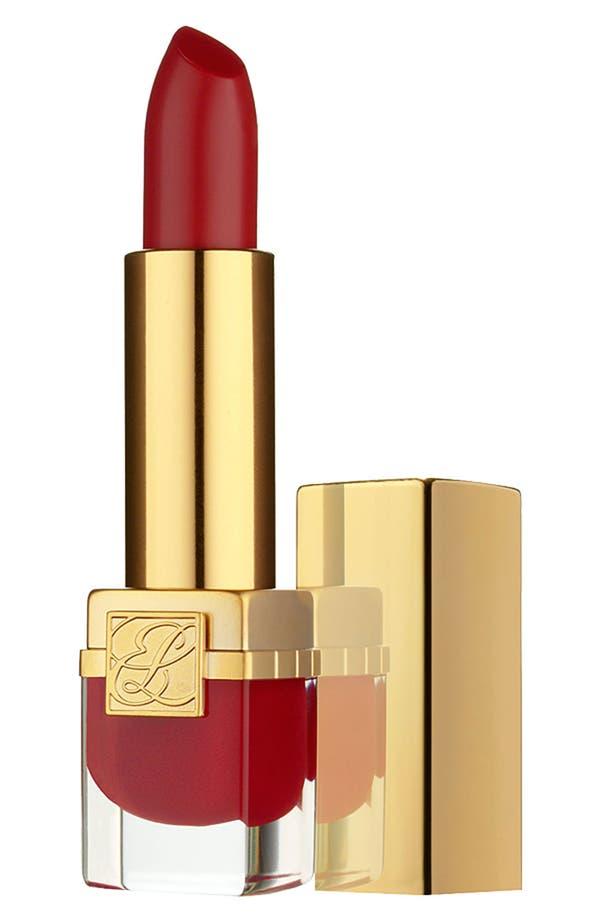 Alternate Image 1 Selected - Estée Lauder 'Pure Color' Velvet Lipstick