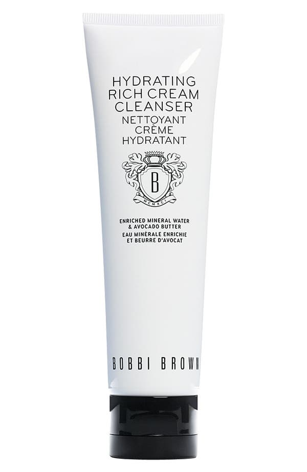 Alternate Image 1 Selected - Bobbi Brown Hydrating Rich Cream Cleanser