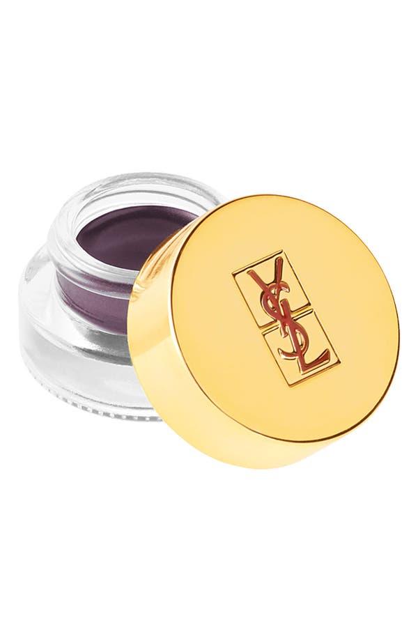 Main Image - Yves Saint Laurent 'Eyeliner Effet Faux Cils' Longwear Cream Eyeliner