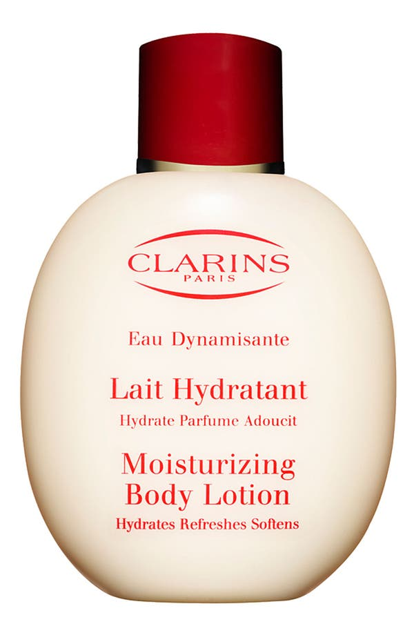 Alternate Image 1 Selected - Clarins 'Eau Dynamisante' Moisturizing Body Lotion