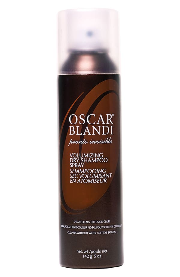 Alternate Image 1 Selected - OSCAR BLANDI Volumizing Dry Shampoo Spray