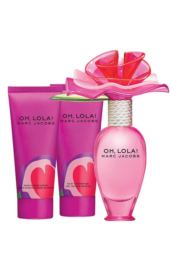 Main Image - MARC JACOBS 'Oh, Lola!' Gift Set ($109 Value)