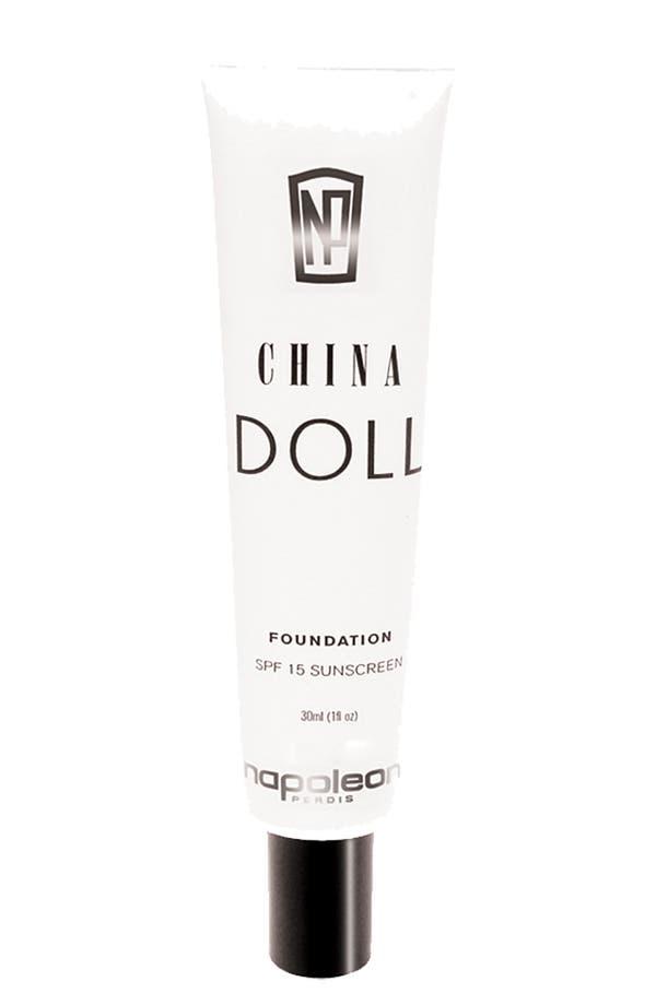 Alternate Image 1 Selected - Napoleon Perdis 'China Doll' Foundation SPF 15
