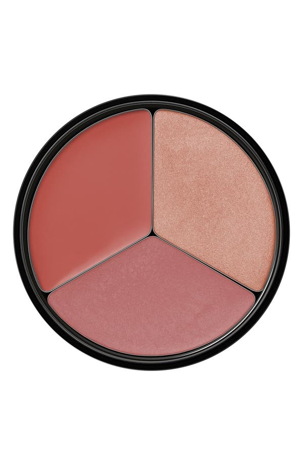 Main Image - Smashbox 'Be Discovered - In Lights' Cream Blush Trio
