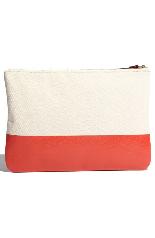 Alternate Image 4  - kate spade new york new york 'call to action - gia' cosmetics pouch