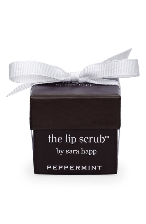 Alternate Image 4  - sara happ® The Lip Scrub™ Peppermint Lip Exfoliator