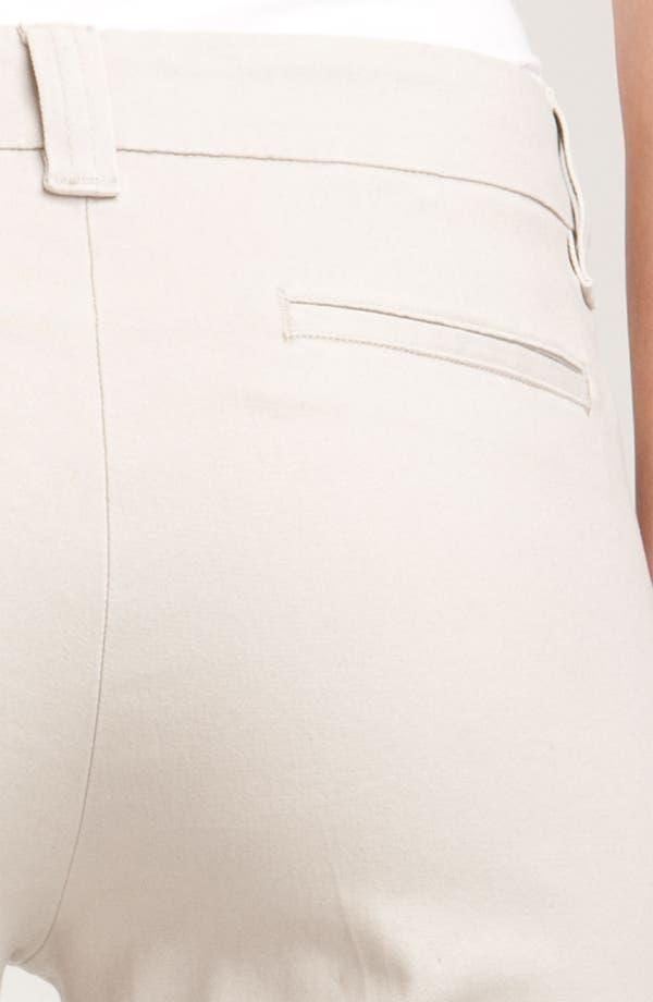 Alternate Image 3  - NYDJ 'Vanessa' Stretch Trousers (Petite)