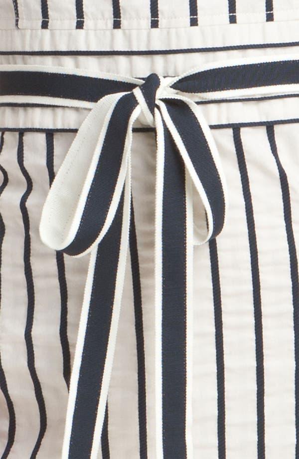 Alternate Image 3  - Tory Burch 'Kinsley' Nautical Stripe Sundress