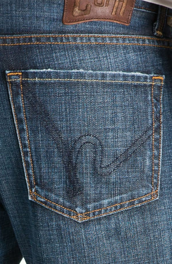 Alternate Image 3  - Citizens of Humanity 'Sid' Straight Leg Jeans (Pacific Ocean) (Tall)