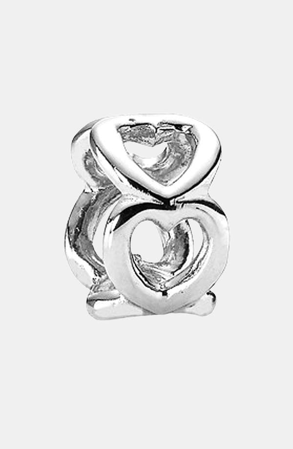 Alternate Image 1 Selected - PANDORA Open Heart Spacer Charm