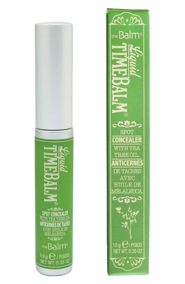Alternate Image 1 Selected - theBalm® 'Liquid timeBalm' Concealer