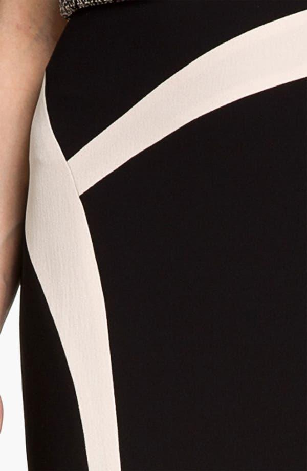 Alternate Image 3  - Rachel Roy Abstract Colorblock Skirt