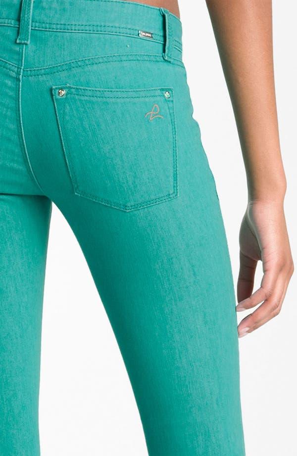 Alternate Image 3  - DL1961 'Emma' Skinny Jeans (Seaglass)