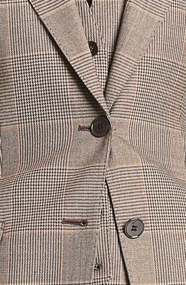 Alternate Image 3  - Dolce&Gabbana Prince of Wales Blazer