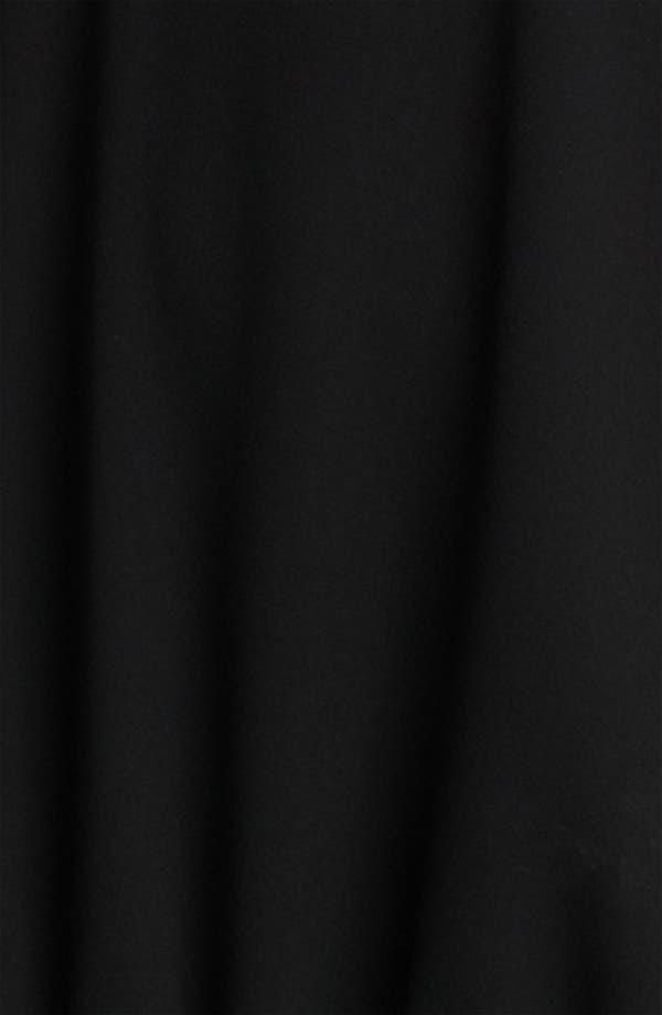 Alternate Image 3  - Jil Sander Ribbed Hem Crepe Dress