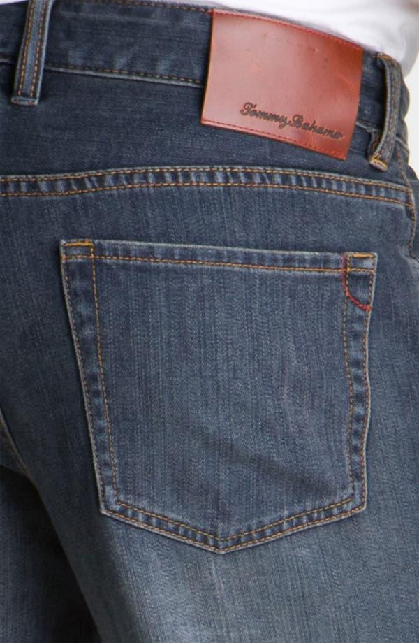 Alternate Image 3  - Tommy Bahama Denim 'Original Cooper' Jeans (Dark Storm)