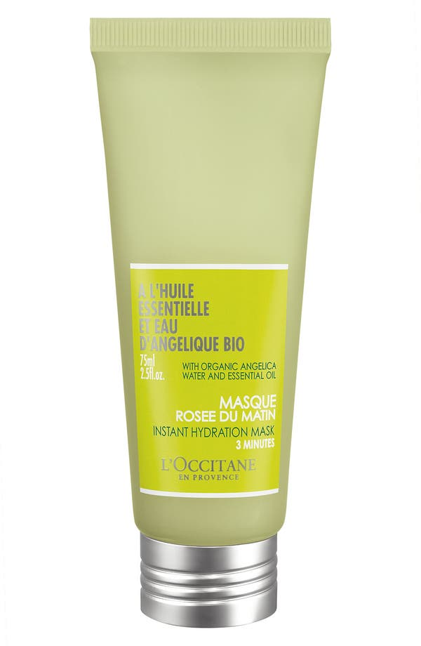 Alternate Image 1 Selected - L'Occitane 'Angelica' Instant Hydration Masque
