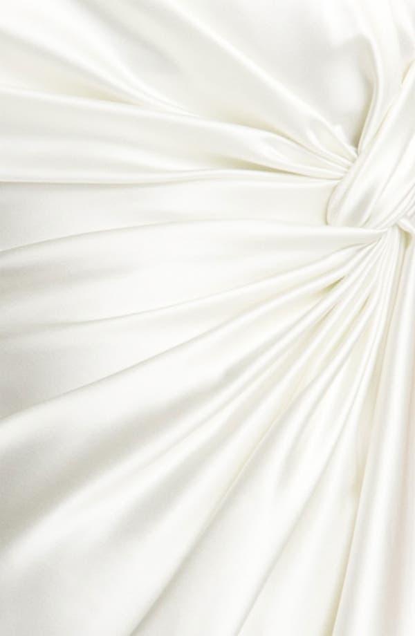 Alternate Image 3  - Maggy London Strapless Sheath Dress