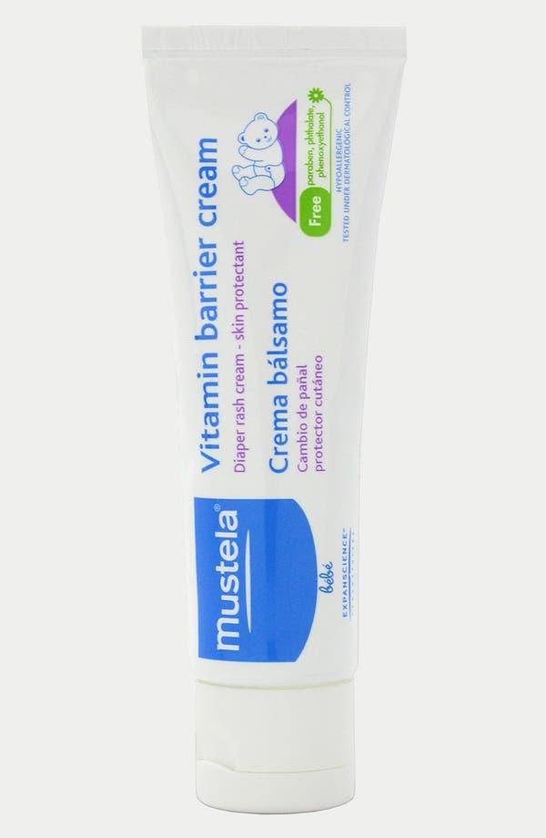 Alternate Image 1 Selected - Mustela® Vitamin Barrier Cream