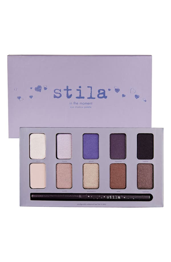 Alternate Image 1 Selected - stila 'in the moment' eyeshadow palette