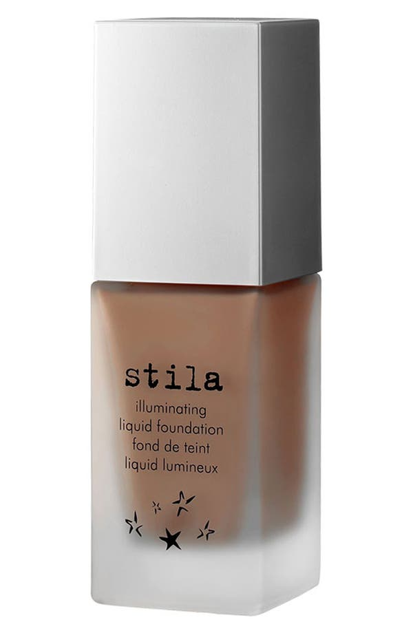 Alternate Image 1 Selected - stila illuminating liquid foundation