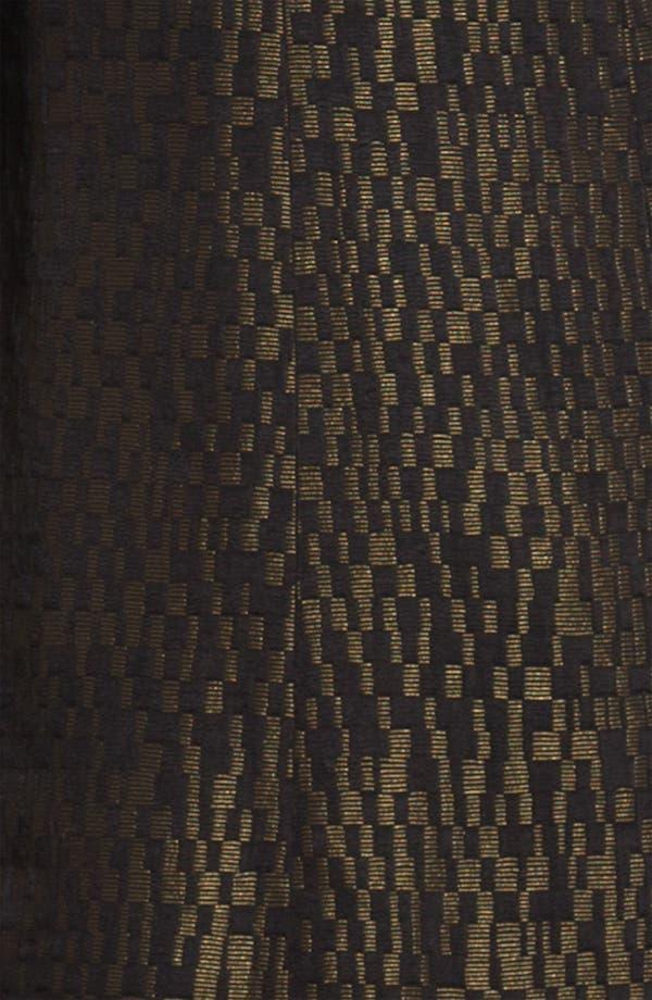 Alternate Image 3  - Louben Metallic Jacquard Jacket