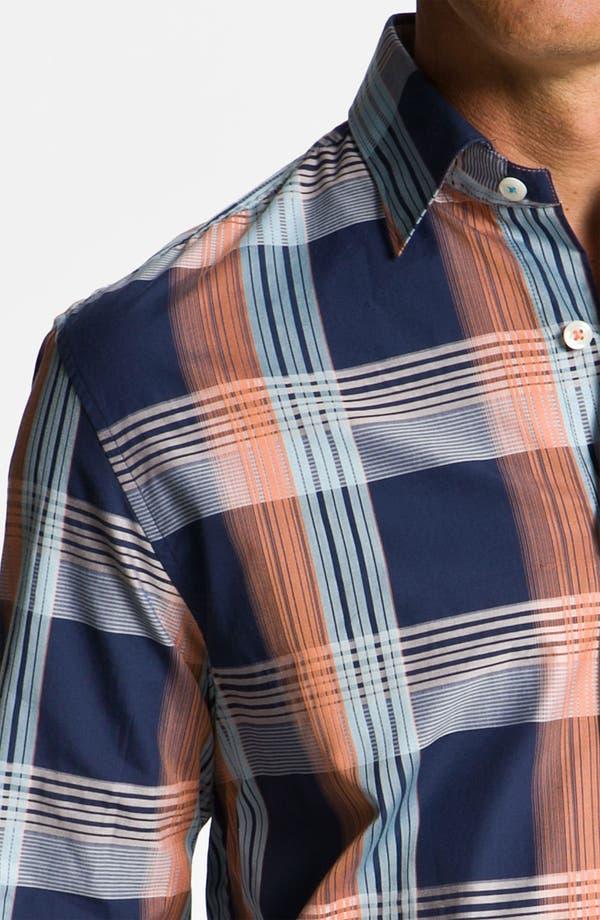 Alternate Image 3  - Tommy Bahama 'Tamarind Plain' Sport Shirt
