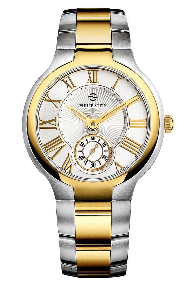 Alternate Image 2  - Philip Stein® Round Watch Case