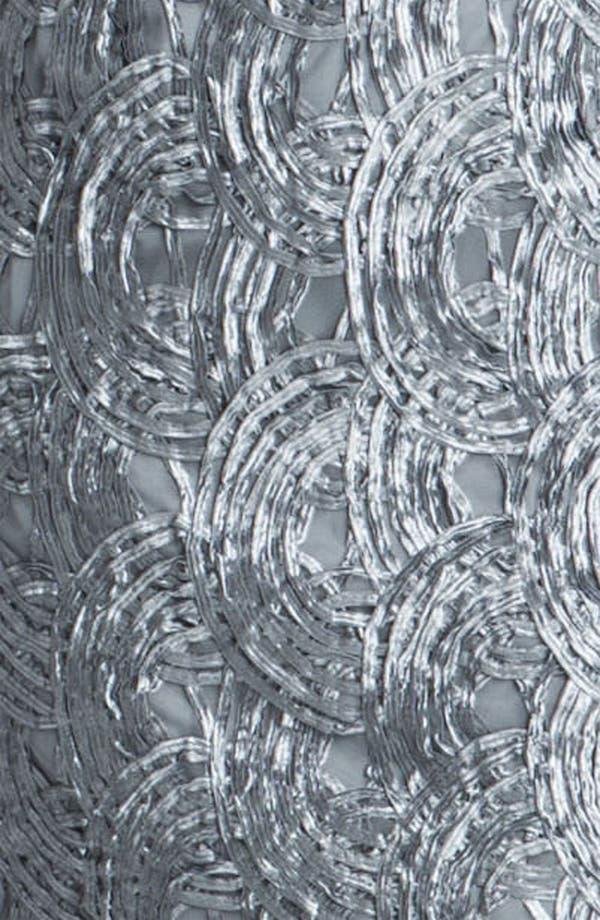 Alternate Image 3  - Adrianna Papell Soutache Trim Blouson Dress (Plus)
