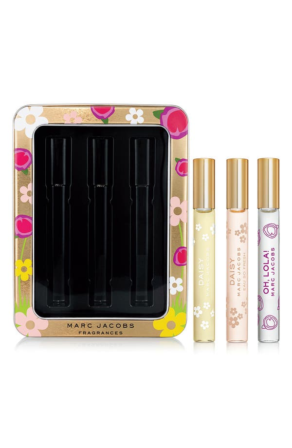 Alternate Image 1 Selected - MARC JACOBS Rollerball Trio ($45 Value)